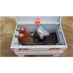 2016 PANEL JACK PJ50 50-TON PANEL JACK SET, IN BOX