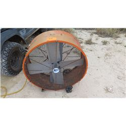 "30"" MAXX AIR CIRCULATING SHOP FAN"