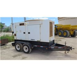2010 MQ POWER MODEL DCA150USJ DIESEL GENERATOR, 120KW, 9092 HOURS