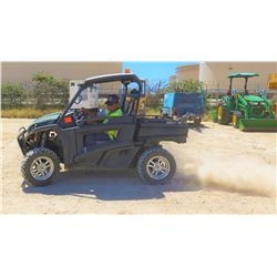 2012 JOHN DEER RSX850I UTV OFF-ROAD CART, 2 SEAT, 4WD, GAS, 237 HOURS. FAST!