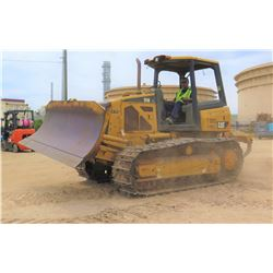 2008 CATERPILLAR CAT D5 D5KXL BULLDOZER -6 WAY BLADE 1981 Hours