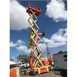 2013 JLG 3248S ELECTRIC SCISSOR LIFT