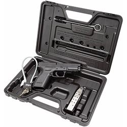 "Springfield XD9102HC XD Essential Package DAO 40S& W 4"" 12+1 Poly Grip/Frame Blk"