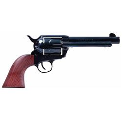 "Heritage Mfg RR357B5 Rough Rider Big Bore Single 357 Magnum 5.5"" 6 Cocobolo Blued"