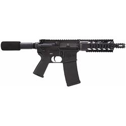 "Diamondback DB15PB7 DB15 223 Pistol AR Pistol Semi-Automatic 223 Remington/5.56 NATO 7.5"" 30+1 Black"