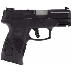 "Taurus 1111031G212 111 Millenium Single/Double 9mm Luger 3.3"" 12+1 Black Polymer Grip Blued Stainles"