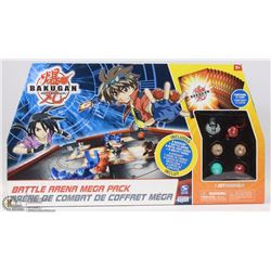 BAKUGAN BATTLE ARENA MEGA PACK