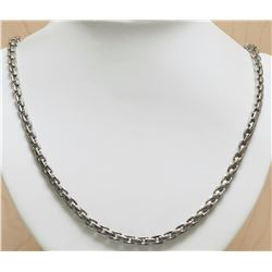 STAINLESS STEEL BRACELET & NECKLACE