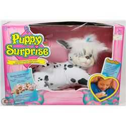 "VINTAGE HASBRO ""PUPPY SURPRISE"""