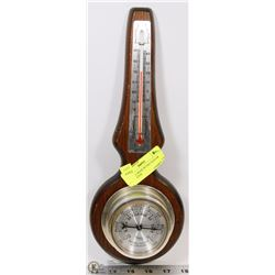 VINTAGE MADE IN USA TAYLOR BAROMETER