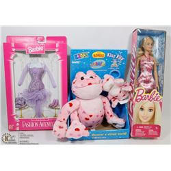 NEW ITEMS BARBIE FASHION PARTY