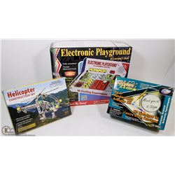 NEW  ELENCO ELECTRONIC PLAYGROUND AND