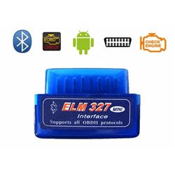 NEW MINI ELM 327 BLUETOOTH OBD II CODE READER