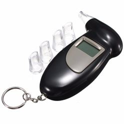 NEW DIGITAL DISPLAY ALCOHOL BREATH TESTER