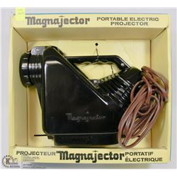 MAGNAJECTOR  PORTABLE ELECTRIC  PROJECTOR