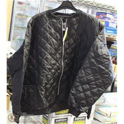 5XL WORK KING QUILTED FREEZER JACKET