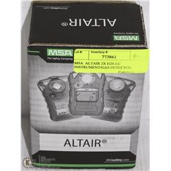 MSA ALTAIR 2X H2S-LC INSTRUMENT/GAS DETECTOR
