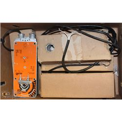 BOX OF 5 BELIMO ACTUATORS
