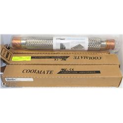 LOT OF 3 COOLMATE VIBRATION  ABSORBERS