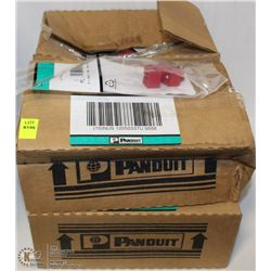 "4 CASES OF NEW PANDUIT ""NO TOOL CIRCUIT BREAKER"