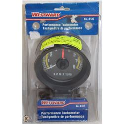 WESTWARD PERFORMANCE TACOMETER