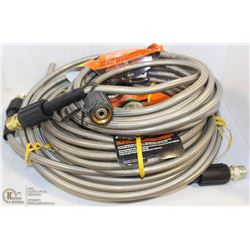 4 POWERCARE PLATINUM EXTENSION HOSES