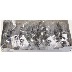 BOXES OF 10 CONDOR SAFETY GLASSES