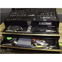 ALL TRADE TOOL CHEST SET NOT COMPLETE