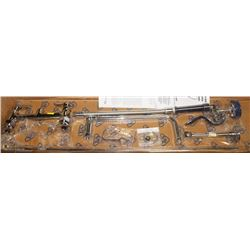 NEW T & S OVERHEAD SPRAY ASSEMBLY DECK MOUNT