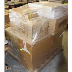 PALLET OF ASSORTED AIR/FURNACE FILTERS