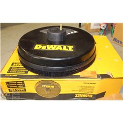 "DEWALT 18"" PRESSURE WASHER SURFACE CLEANER"