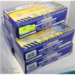 500 NORTH NITRILE DISPOSABLE GLOVES SIZE-M