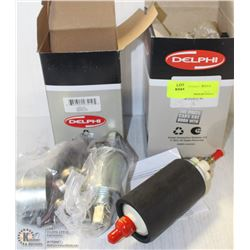 PAIR OF NEW DELPHI FUEL PUMPS