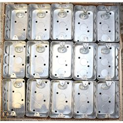 COMPLETE CASE OF 1110 SURFACE-MOUNT ELECTRICAL