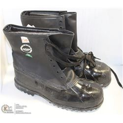 SIZE 13N ACTON WET/CHEMICAL RESISTANT STEEL-TOE