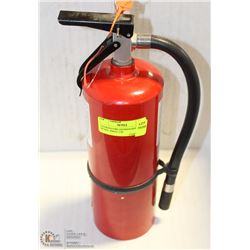 CHARGED FIRE EXTINGUISHER MODEL WBOL-3.0P
