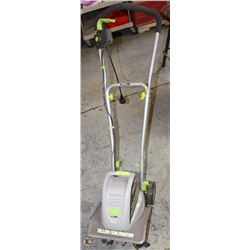 EARTHWISE ELECTRIC ROTOTILLER