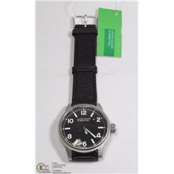 NEW UNITED COLORS OF BENETTON MEN'S WATCH