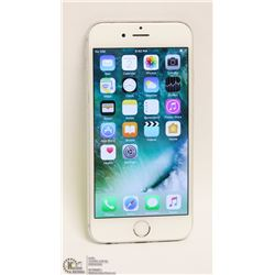 APPLE iPHONE 6 16GB SILVER ROGERS/CHATR