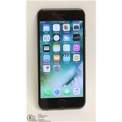 APPLE iPHONE 6 16GB SPACE GRAY FOR BELL