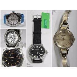 FEATURED ITEMS: DESIGNER WATCHES!