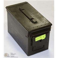 AMMO BOX    7.62 MM