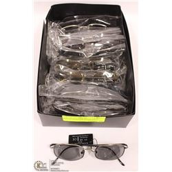 BOX OF DESIGNER SUNGLASSES ON CHOICE