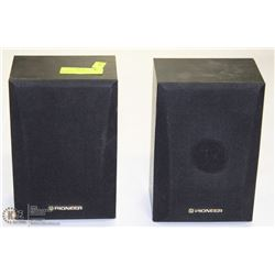 SET OF PIONEER HTP300-CR SPEAKERS