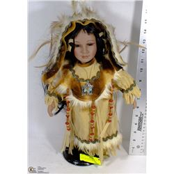 FIRST NATIONS DOLL