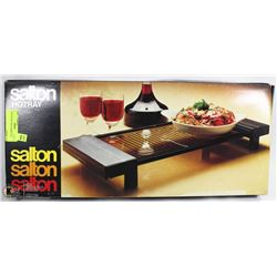 SALTON HOT TRAY MODEL ET2