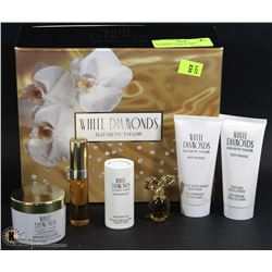 ELIZABETH TAYLOR WHITE DIAMOND COSMETIC SET