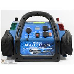 MOTORMASTER NAUTILUS POWER PACK/COMPRESSOR