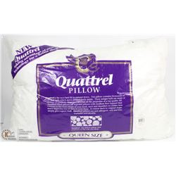 QUATTREL QUEEN SIZE PILLOW