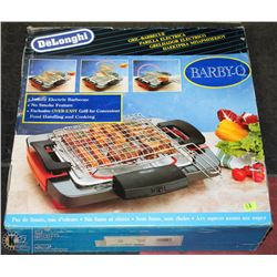 DELONGHI BARBY-Q INDOOR ELECTRIC GRILL